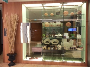 Spa Cenvaree at Centara Grand at CentralWorld