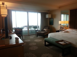 Premier Room at Marina Bay Sands