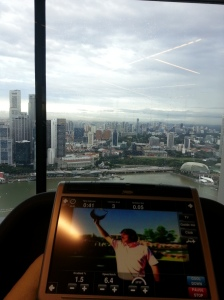 Banyan Tree Fitness Club at MBS
