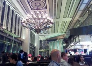 Tosca Ritz Carlton Hong Kong
