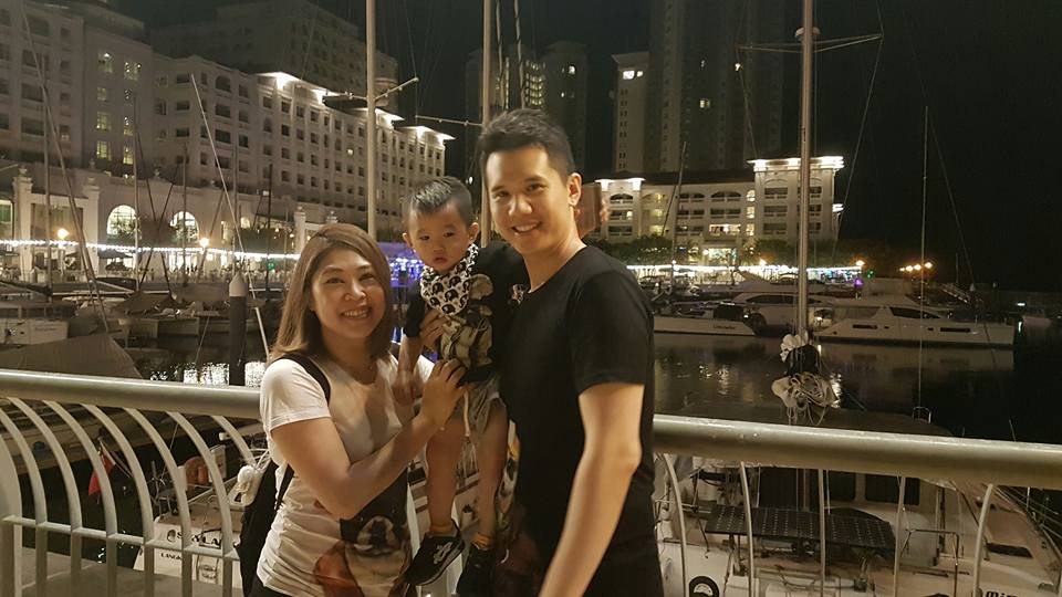 Timothy Lee in Penang, Malaysia