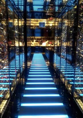 Tosca Hong Kong Ritz Carlton
