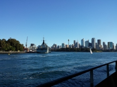 Sydney Ferries offer a great view of Sydney