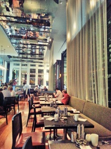 Glass Brasserie at Hilton Sydney
