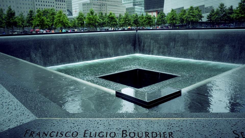 Ground Zero Memorial Pool