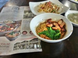 Malaysian favourites at Malaysia Food Street Resort World