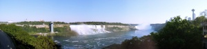Breathtaking views of Niagara Falls