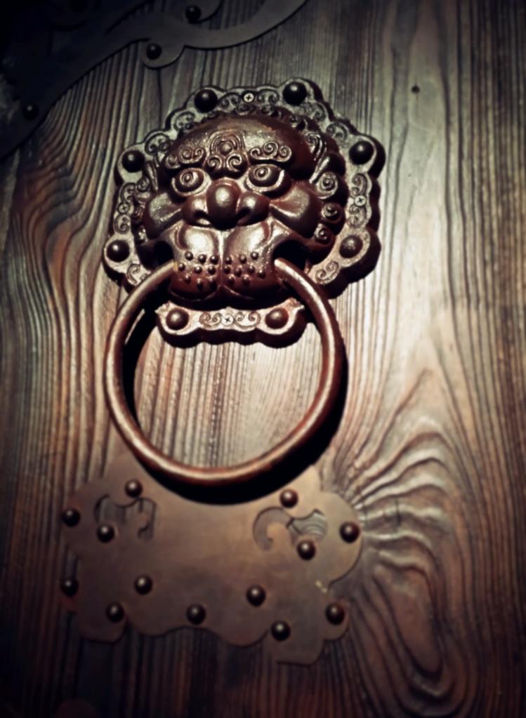 Decorative handle