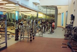 Gym @ Hilton Kuala Lumpur