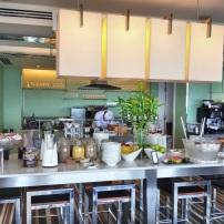 Breakfast Buffet - Executive Lounge Hilton Kuala Lumpur
