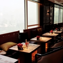 Conrad HK_Exec Lounge