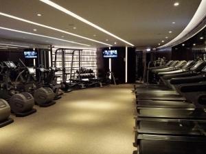 Conrad HK_Gym