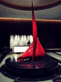 Conrad Tokyo Ground Lobby