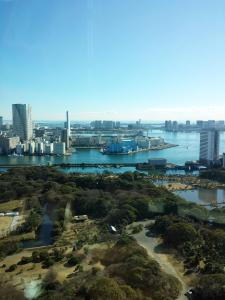 Conrad Tokyo Views