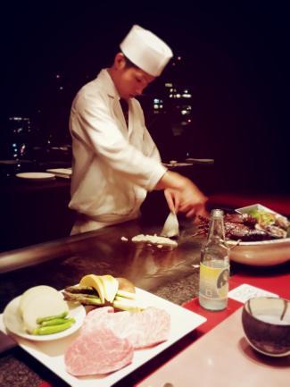 Chef @Kazahana