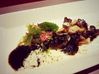 abalone @Kazahana, Conrad Tokyo