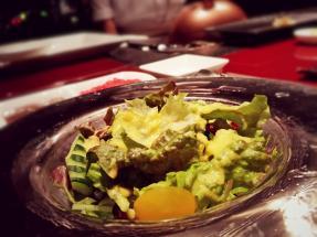 Salad @Kazahana, Conrad Tokyo