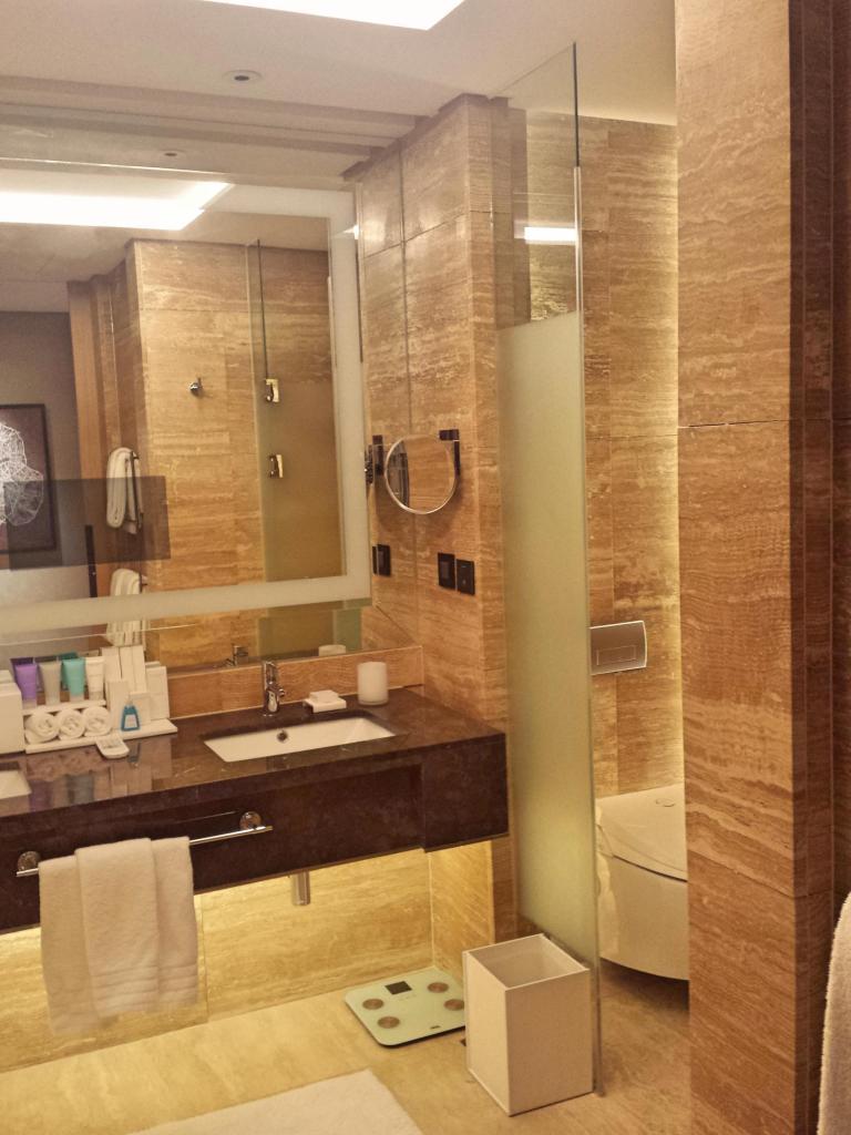 Conrad Seoul_bathroom