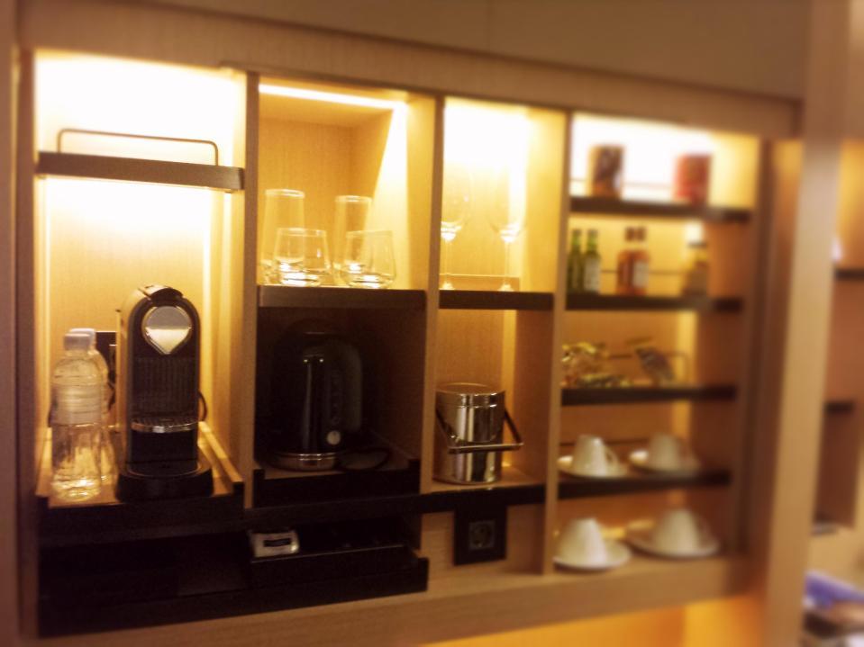 Conrad Seoul_Nespresso