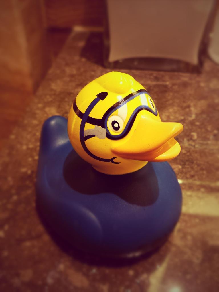 Conrad Seoul_Rubber Duck