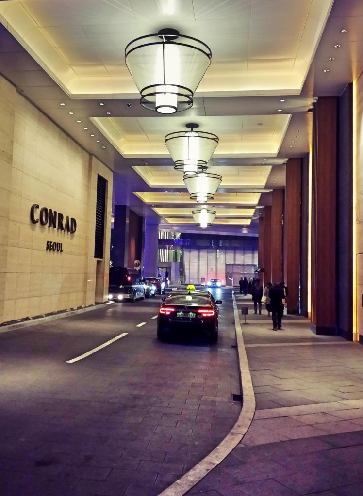Conrad Seoul_Grand entrance