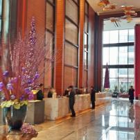 Conrad Seoul_Hotel lobby