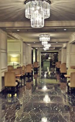 César's Restaurant at The Ritz Carlton Kuala Lumpur