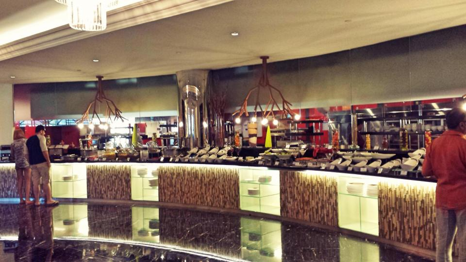 César's Restaurant The Ritz Carlton Kuala Lumpur