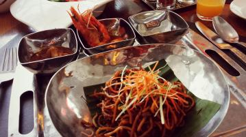 Breakfast at César's The Ritz Carlton Kuala Lumpur