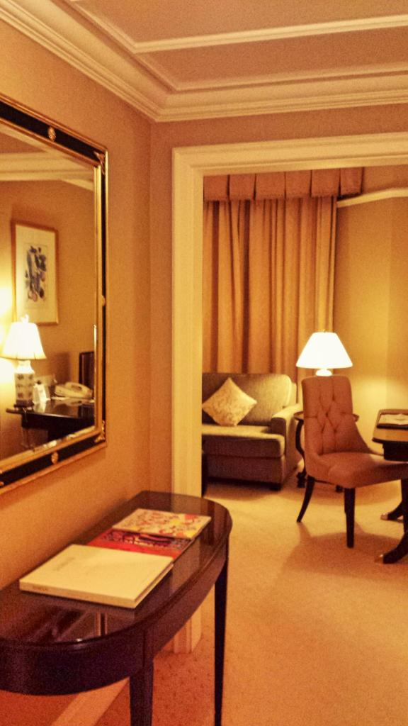Executive Suite The Ritz Carlton Kuala Lumpur
