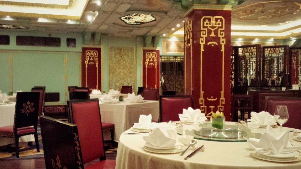 Fairmont Peace Hotel Shanghai_Dragon Pheonix