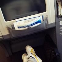 Malaysia Airlines A300-300 Business Class Seats
