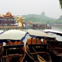 West Lake, Hangzhou Boat ride