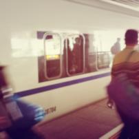 Harmony 和谐号 High-Speed Train