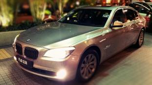 First Class: BMW 7 Series