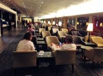 KLIA MAS International Golden Lounge