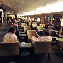 KLIA MAS International Golden Lounge