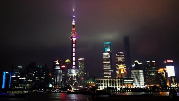 Shangahi_Pearl Tower