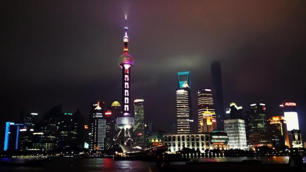 Shangahi_Pearl Tower