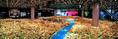 SUPEC_Scale model of Shanghai