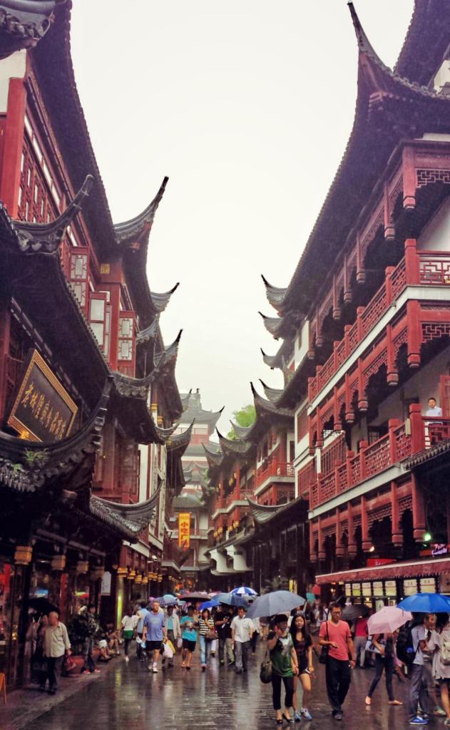 Yu Yuan Bazaar Shanghai