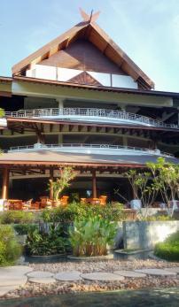 The Restaurant, Andaman, Langkawi