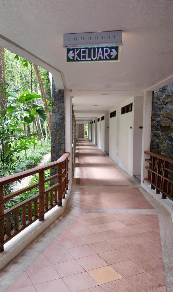 The Andaman, Langkawi corridors