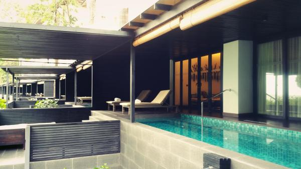 Executive Pool Suite, The Andaman, Langkawi