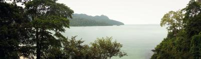 View from Spa Villa, The Andaman, Langkawi