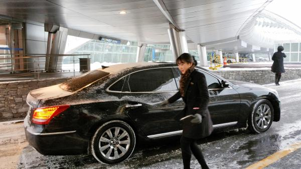 Lotte Hotel Seoul Limo airport transfer
