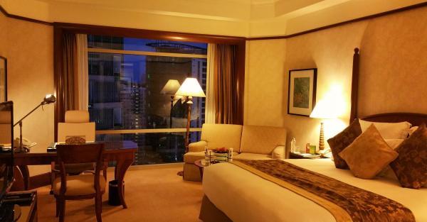 Club Deluxe City View Room Mandarin Oriental Kuala Lumpur