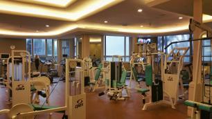 Gym at Mandarin Oriental Kuala Lumpur