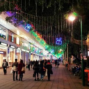Park Lane Shopper's Boulevard, Tsim Sha Tsui opposite The Mira