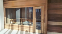 Sauna on Level 33 at 568 Collins Street